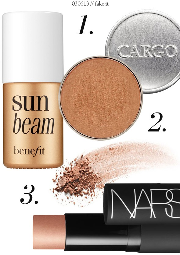 wearemad benefit sun beam nars the muliples cargo